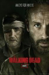 The Walking Dead poster: An Eye For An Eye (24'' x 36'') TV series