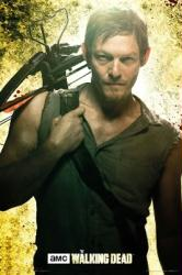 The Walking Dead poster: Norman Reedus as Daryl Dixon (24 X 36) AMC