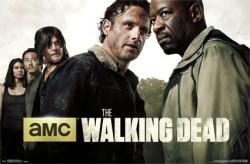 The Walking Dead poster: Season 6 Teaser (34x22) AMC series