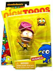 Nickelodeon's NickToons: Fairly OddParents Wanda figure (Jazwares)