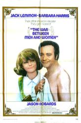The War Between Men and Women movie poster [Jack Lemmon] 27x41