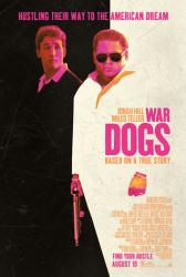 War Dogs movie poster [Jonah Hill, Miles Teller] original 27x40
