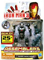 Iron Man 3 [Assemblers] War Machine action figure (Hasbro/2012)