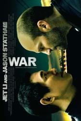 War movie poster [Jet Li & Jason Statham] horizontal