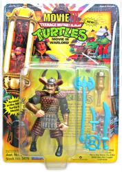 Teenage Mutant Ninja Turtles: Movie III Warlord action figure
