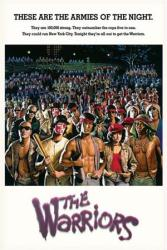 The Warriors movie poster (1979 film) 24x36