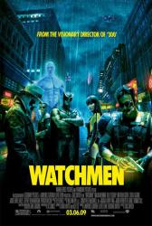 Watchmen movie poster [2009] (original one-sheet) 27'' X 40''