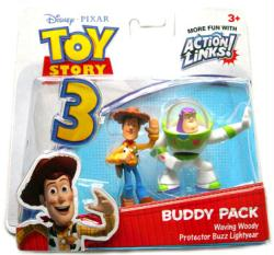 Toy Story 3: Waving Woody & Protector Buzz Lightyear figure Buddy Pack