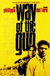 The Way of the Gun movie poster [Ryan Phillippe & Benicio Del Toro]