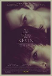We Need to Talk About Kevin movie poster [Tilda Swinton] 27x40