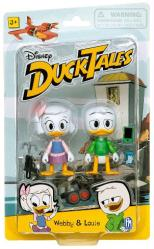 DuckTales: Webby & Louie action figures (PhatMojo) Disney