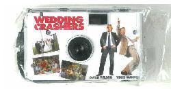 Wedding Crashers: Promo 35mm Disposable Camera (Sealed in packaging)