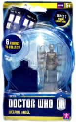 Doctor Who Series 7: Weeping Angel figure (Clear Variant)