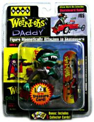 Weird-Ohs: Daddy collectible figure (Hawk/2008)