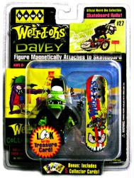 Weird-Ohs: Davey collectible figure (Hawk/2008)