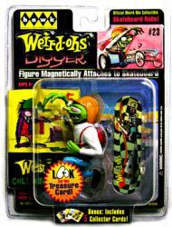 Weird-Ohs: Digger collectible figure (Hawk/2008)