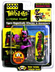 Weird-Ohs: Drag Hag collectible figure (Hawk/2008)