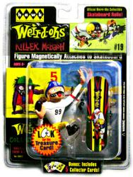 Weird-Ohs: Killer McBash collectible figure (Hawk/2008)