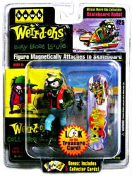 Weird-Ohs: Leaky Boat Louie collectible figure (Hawk/2008)