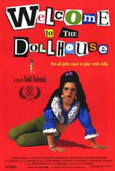 Welcome to the Dollhouse movie poster [a Todd Solondz film] 27x40