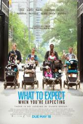 What to Expect When You're Expecting movie poster [Chris Rock] 27 X 40