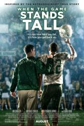 When the Game Stands Tall movie poster (2014) 27x40 original one-sheet