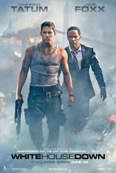 White House Down movie poster [Channing Tatum & Jamie Foxx] 27x40
