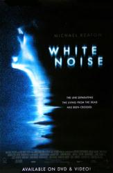 White Noise movie poster (2005) 27x40 video version