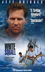 White Squall movie poster [Jeff Bridges] 26x40 video poster