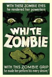 White Zombie movie poster [Bela Lugosi] 18 X 24