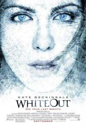 Whiteout movie poster [Kate Beckinsale] 2009