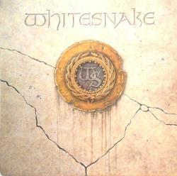 Whitesnake poster: Whitesnake vintage LP/Album flat
