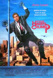Who's Harry Crumb? movie poster [John Candy] original 27x40
