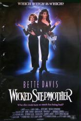 Wicked Stepmother movie poster [Bette Davis, Barbara Carrera] 27x40