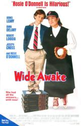 Wide Awake movie poster [Joseph Cross & Rosie O'Donnell] video version
