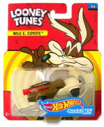Hot Wheels Character Cars: Looney Tunes Wile E. Coyote die-cast