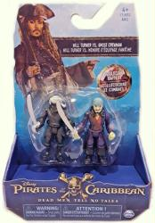 Pirates of the Caribbean: Will Turner vs. Ghost Crewman figures