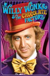 Willy Wonka & the Chocolate Factory movie poster [Gene Wilder] 24x36