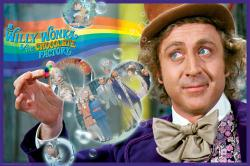 Willy Wonka & the Chocolate Factory movie poster [Gene Wilder] 36x24