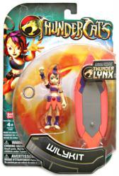 Thundercats: Wilykit action figure (BanDai/2011)