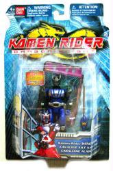 Kamen Rider Dragon Knight: Wing Knight action figure (BanDai/2008) New