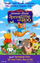 Winnie the Pooh: Springtime with Roo movie poster (Disney) 26x40