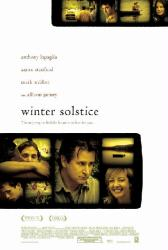 Winter Solstice movie poster [Anthony LaPaglia & Allison Janney]