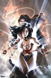 Wonder Woman poster [DC Comics Super Hero] 22 1/2'' X 34''