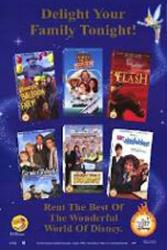 Wonderful World of Disney Rental Collection video movie poster