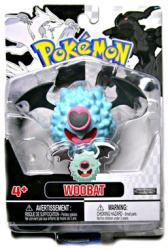 Pokemon Black and White: Woobat figure (JAKKS Pacific/2011)