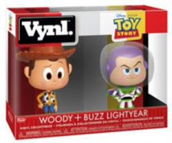 Toy Story: Woody + Buzz Lightyear Vynl figures set (Funko) Disney