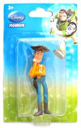 Disney Figurine: Woody 3'' figure (Toy Story)