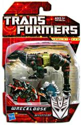 Transformers: Wreckloose action figure (Hasbro/2010)