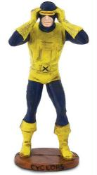 Classic Marvel Characters Series: X-Men #1 Cyclops statue with tin box